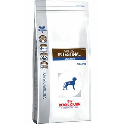 Royal Canin Veterinary Gastro Intestinal Junior GIJ29 1kg