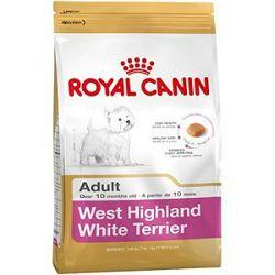 ROYAL CANIN West Highland White Terrier Adult, 3 kg