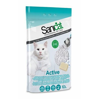 Sanicat Aktiv 10l
