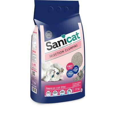 Sanicat American Ultra Sodium Bentonite 12kg
