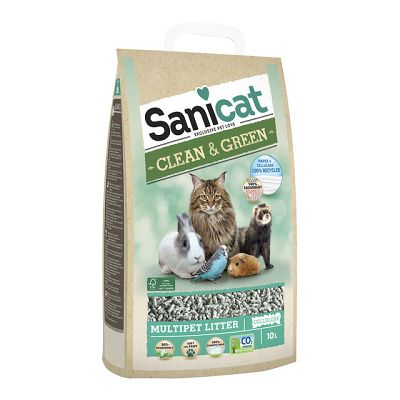 Sanicat Clean & Green Celuloza 10l