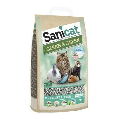Sanicat Clean & Green Celuloza 10l