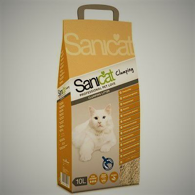 Sanicat Clumping professional 10l