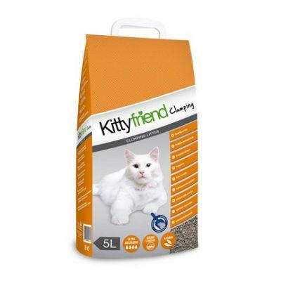 Sanicat Kity Friend Clumping pijesak za mačke 5 L