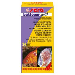 Sera Baktopur DIRECT 24 tablete