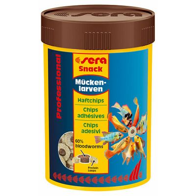 Sera Bloodworm Snack Professional 100ml