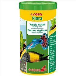 Sera Flora hrana za ribe 250ml