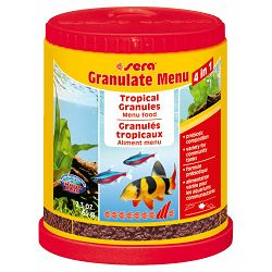 Sera Granulat-Menu 4in1 150ml