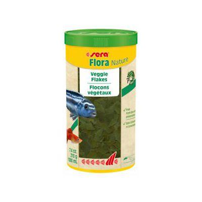 Sera hrana za ribe Flora Nature Veggie Flakes 1000ml