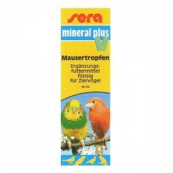 Sera mineral plus V za ptice 50ml