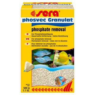 Sera / Phosvec Granulat 500g