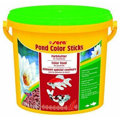 Sera Pond Color Sticks hrana za ribe 3800ml