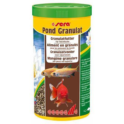 Sera Pond Granulat hrana za ribe 1000ml