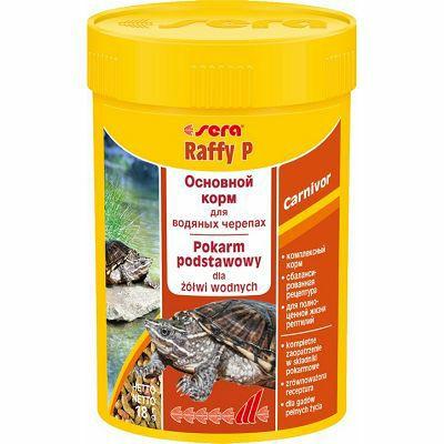Sera Raffy P hrana za kornjače 250ml