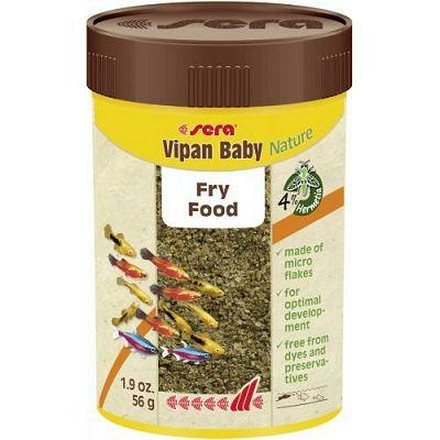 Sera Vipan baby Nature hrana za mlade ribe 56g