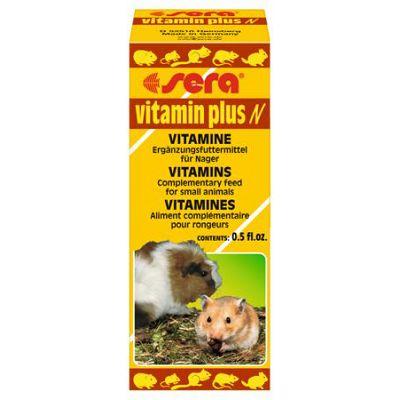 Sera Vitamin Plus za glodare 15ml