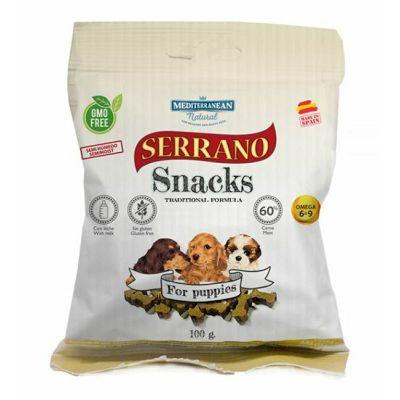 Serrano Snacks Puppies poslastica za štenad 100g