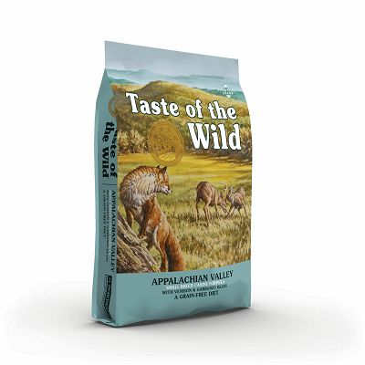 Taste of the Wild / Appalachian Valley Small Breed hrana za pse, malih rasa, srna i leblebije 2 kg