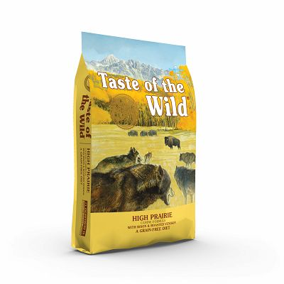 Taste of the Wild / High Prairie Canine® BIZON 12,2kg