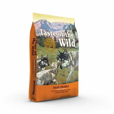 Taste of the Wild / High Prairie Puppy® BIZON 2kg