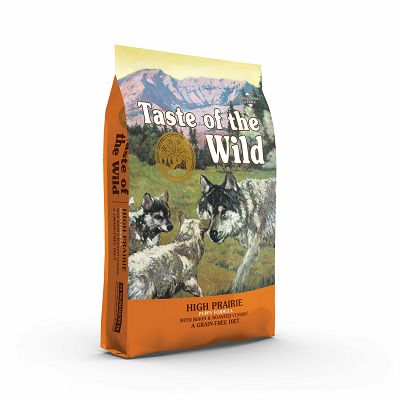 Taste of the Wild / High Prairie Puppy® BIZON 12,2kg