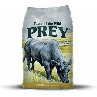 Taste of the Wild / hrana za mačke PREY govedina 2,72kg