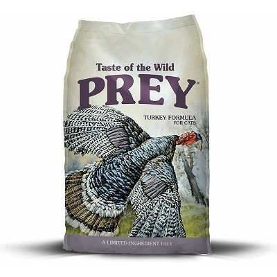 Taste of the Wild / hrana za mačke PREY puretina 2,72kg