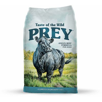 Taste of the Wild / hrana za pse PREY govedina 11,34kg