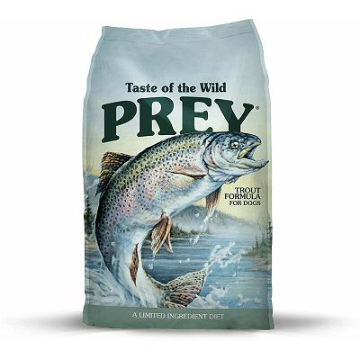 Taste of the Wild / hrana za pse PREY pastrmka 11,34kg