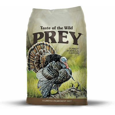 Taste of the Wild / hrana za pse PREY puretina 11,34kg