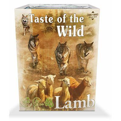 Taste of the Wild / Lamb® Janjetina sa voćem i povrćem 390g