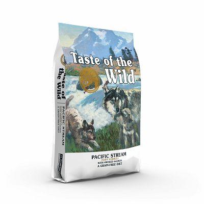 Taste of the Wild / Pacific Stream Puppy® LOSOS 12,2kg