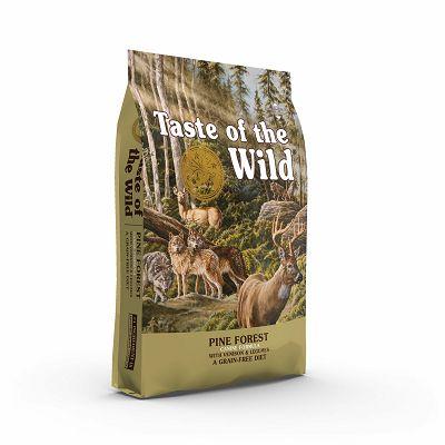 Taste of the Wild / Pine Forest sa mesom divljači i srnetina, 2kg