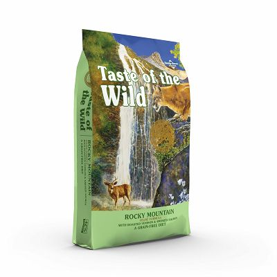 Taste of the Wild / Rocky Mountain Feline® DIVLJAČ & LOSOS 2kg