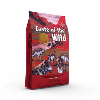Taste of the Wild / Southwest Canyon® VEPAR 12,2kg
