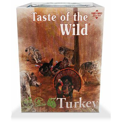Taste of The Wild / Turkey® Puretina sa voćem i povrćem 390g