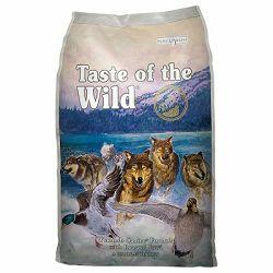 Taste of the Wild - Wetlands Canine sa pečenom divljom patkom, prepelicom i puretinom, 6 kg