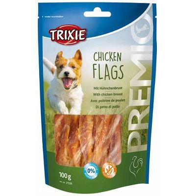 Trixie Chicken Flags piletina poslastica za pse 100g