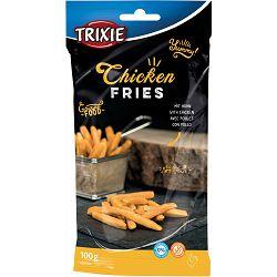 Trixie Chicken Fries pileći pomfrit poslastica za pse 100g