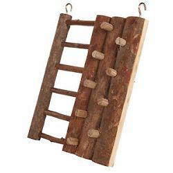 Trixie drveni zid za penjanje igračka za glodare