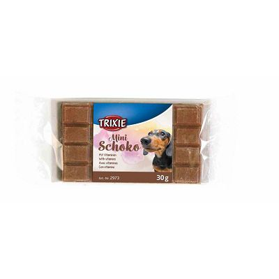 Trixie mini schoko / čokolada za pse 30g