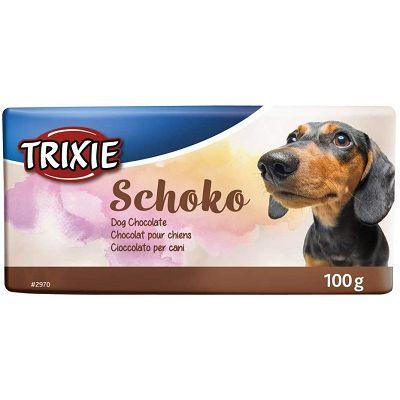 Trixie Schoko poslastica za pse čokolada 100g