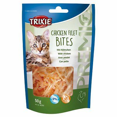 Trixie Premio Filet Bites / piletina poslastica za mačke 50g