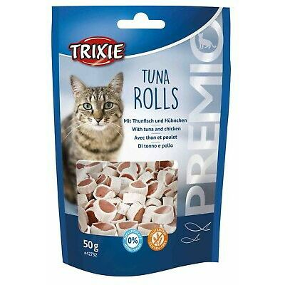 Trixie Premio Tuna Rolls riblja poslastica za mace 50g