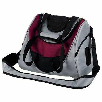 Trixie silver transportna torba za male pse / mačke 35x28x22cm