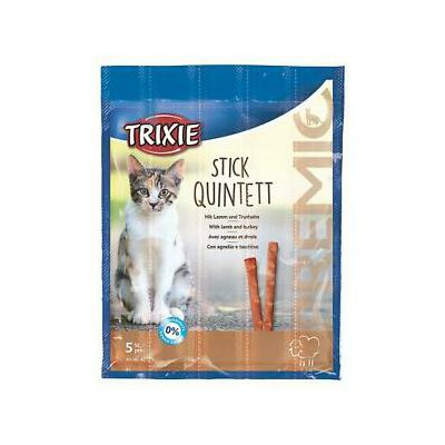 Trixie Stick Quintett janjetina i puretina poslastica za mace 25g