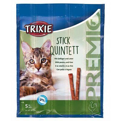 Trixie Stick Quintett piletina i jetra poslastica za mace 25g