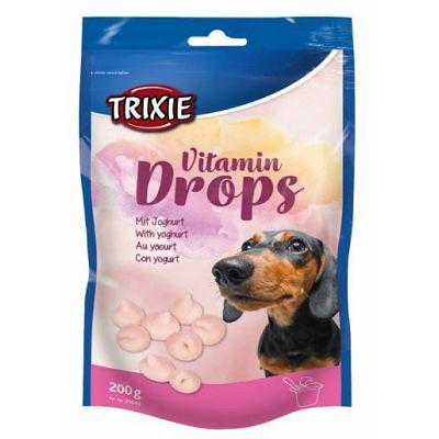 Trixie Vitamin Drops vitaminski bonboni sa jogurtom 200g