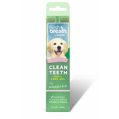 TropiClean Fresh Breath GEL za štenad