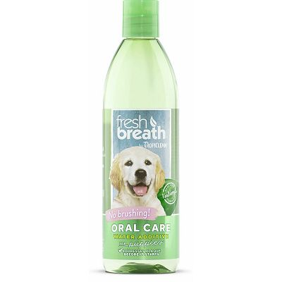 TropiClean Fresh Breath za štenad 473ml